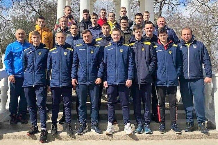 Волейбол: збірна України (U-17) спарингуватиметься з білорусами