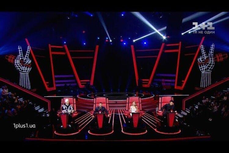 Рівнянка бере участь у шоу «Голос країни» (Відео)