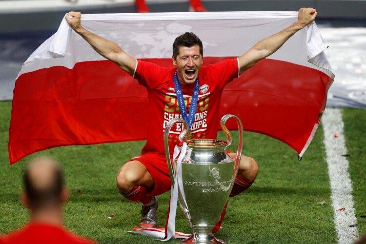 УЄФА склав символічну збірну Ліги чемпіонів