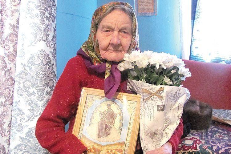 102-річна Уляна ДЕЙНЕКА: «Дохтур давно казав, що житиму до ста літ, бо серце здорове маю»