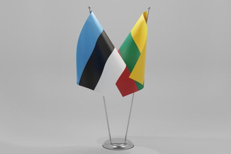 Естонія та Литва підтримали санкції України проти прокремлівських каналів