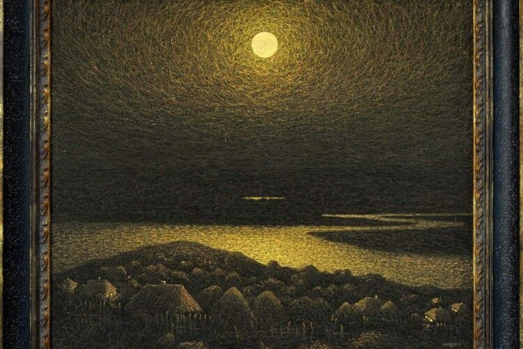 Майже 100 тисяч доларів: картина Івана Марчука встановила рекорд українських аукціонів