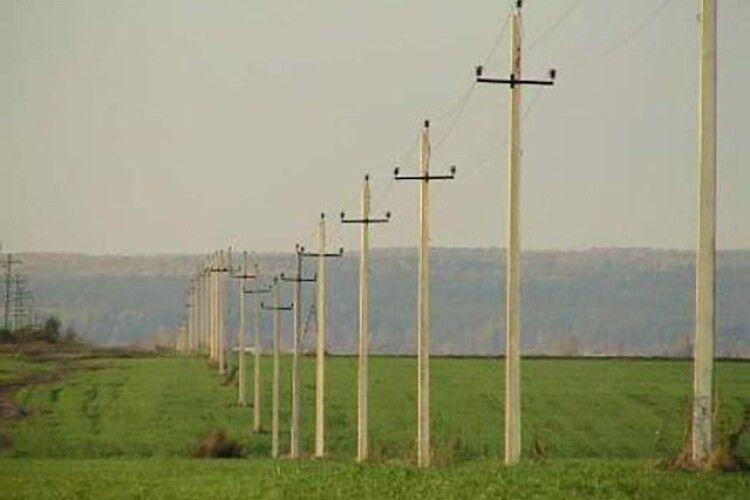 «Волиньобленерго» модернізує мережі Луцького району