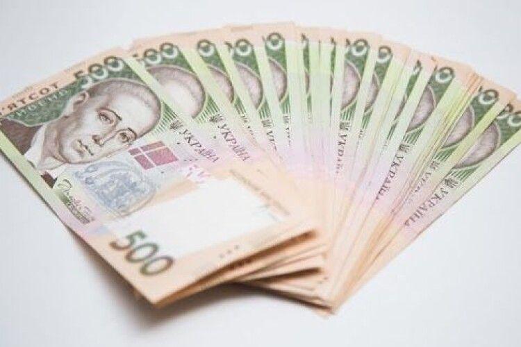 Зеленського просять підняти мінімальну зарплату до 10 тисяч гривень