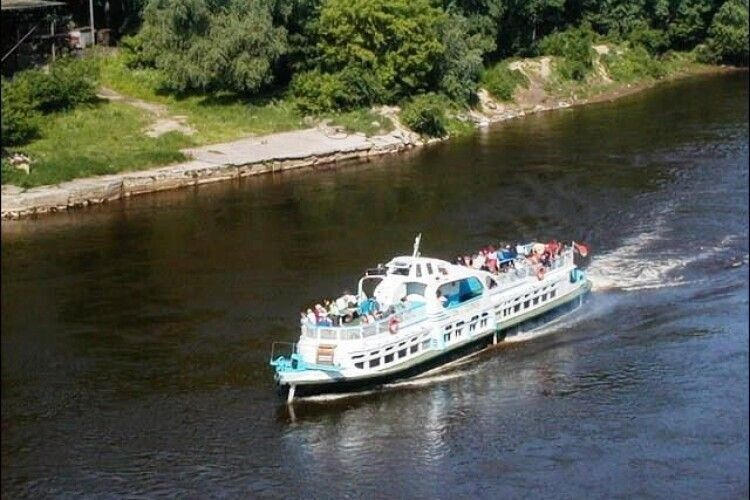 Кабмін визнав Прип'ять судноплавною річкою