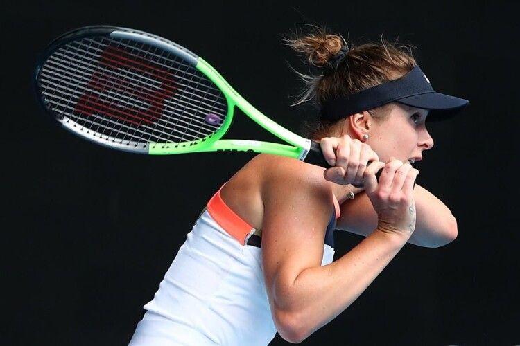 Українка Еліна Світоліна легко пробилася до четвертого кола Australian Open (Відео)