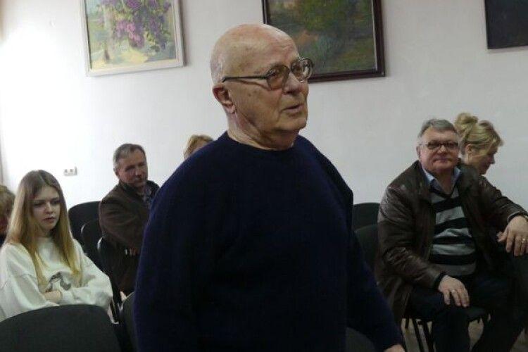 Помер засновник волинського «Розмаю»