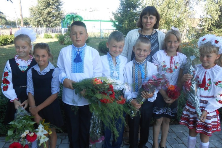 Вчителька із волинського села перемогла у престижному освітньому конкурсі