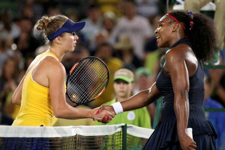 Легендарна Серена зупинила Світоліну в півфіналі US Open (Відео)