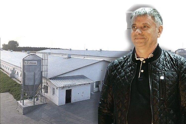 Бізнесмен Василь Туриашвілі вирощує бройлерів, яблука і… доброчинність