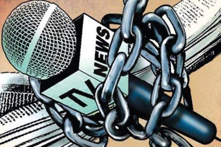 Зафіксовано 62 порушення свободи слова, з них 9 пов'язані із карантином
