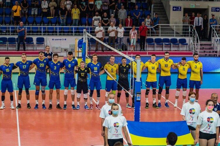 У випадку перемоги над росіянами збірна України з волейболу одержить 10 мільйонів гривень