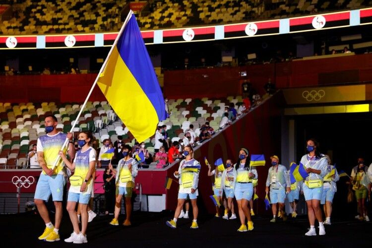 У Токіо відбулася церемонія відкриття XXXII літніх Олімпійських Ігор (Фото)