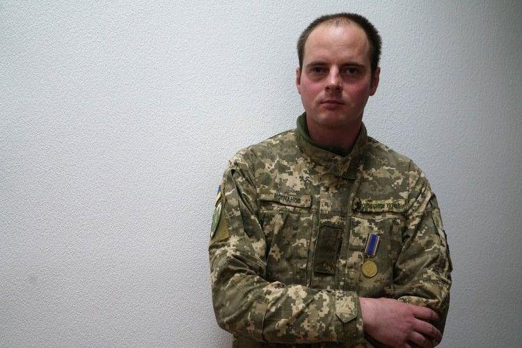 «Прийшов сюди не заради медалей і орденів», - білорус, який воює за Україну