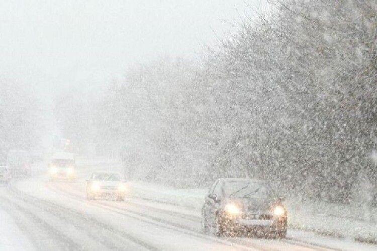 Як підготувалися на Волині до погіршення погодних умов: чи впораються служби зі снігом