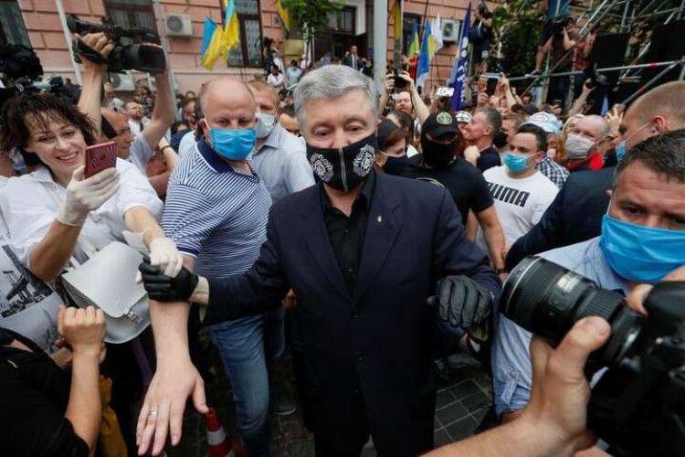 Atlantic Council: Переслідування Порошенка може стати дипломатичним лихом для Зеленського