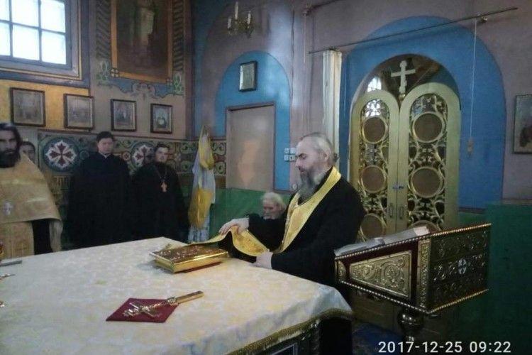 Священики Михнівського благочиння висповідалися
