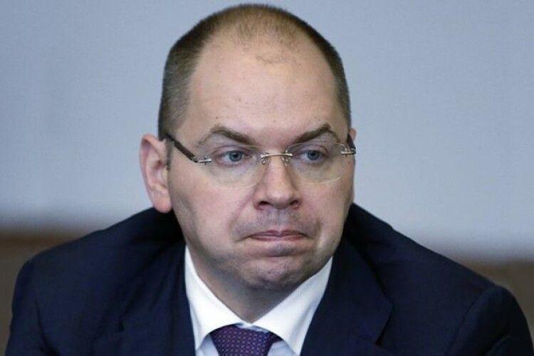 Очільник МОЗу Степанов наполягає на продовженні локдауну після 24 січня