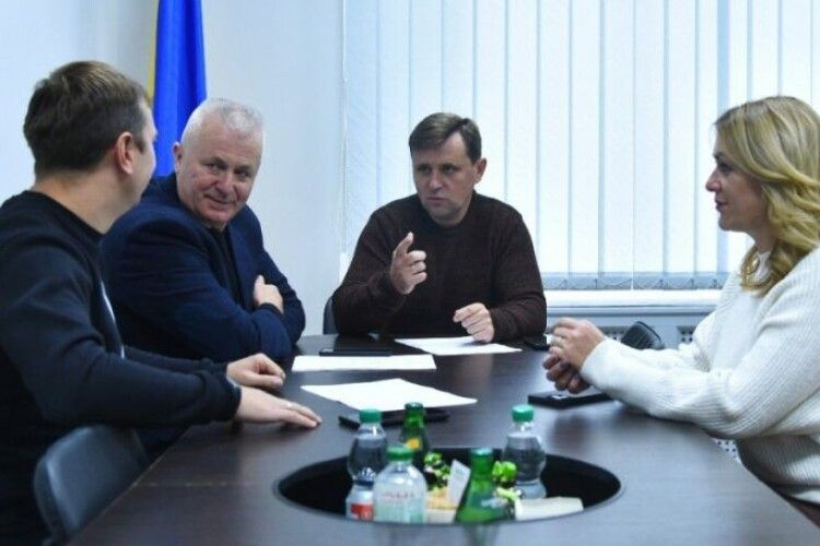 У волинському селі заговорили про відновлення будівництва школи