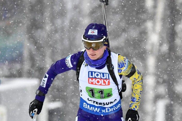 Українки вибороли «бронзу» в естафеті на Чемпіонаті світу з біатлону!!!