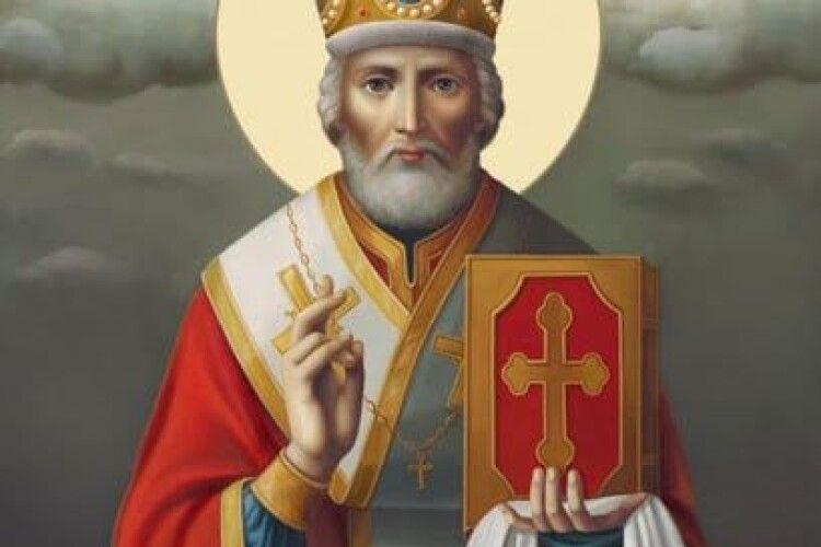 Де на Миколая, 19 грудня, на Волині відзначатимуть храмове свято