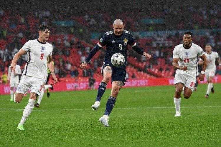 Євро-2021: Англія і Шотландія не порадували вболівальників результативним футболом