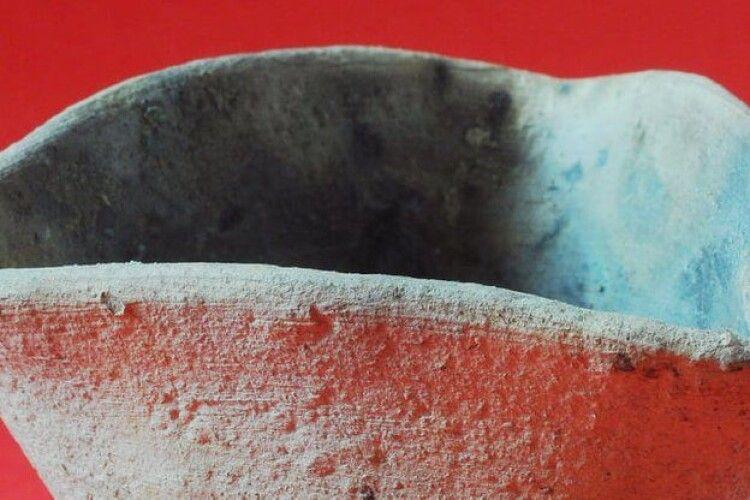 Під час розкопок у Луцьку археологи знайшли унікального кахля