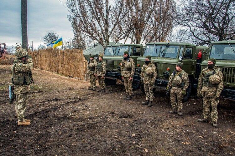 Російські найманці дев'ять разів порушили досягнуті мирні домовленості в ООС