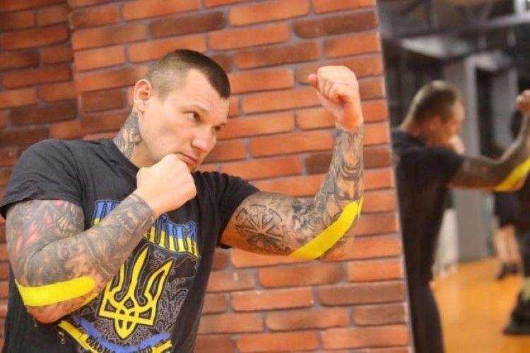 Український боксер програв титульний бій