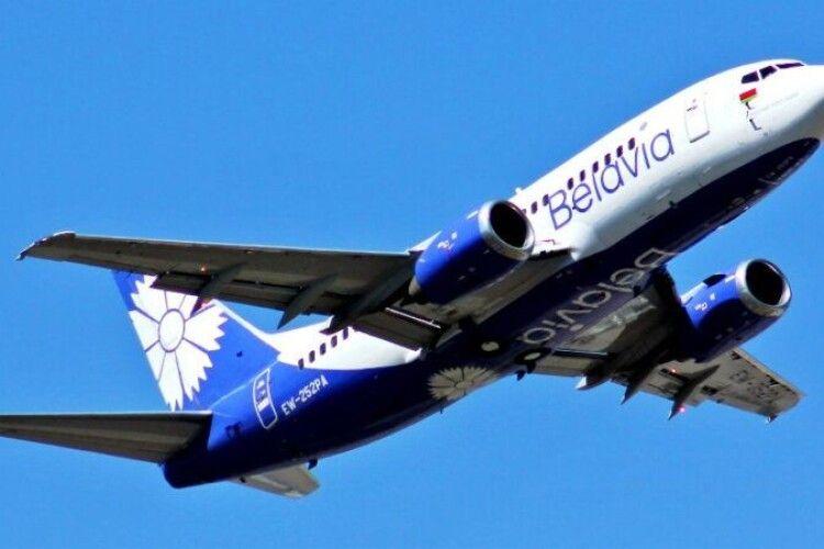 Україна із 29 травня закриває повітряний простір для літаків, зареєстрованих у Білорусі