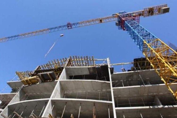 Біля Луцька будуватимуть чотири багатоповерхівки