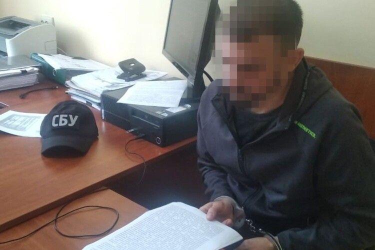 СБУ оголосила про підозру «найманому вбивці», якого ФСБ РФ завербувала для ліквідації українського спецпризначенця в Рівному