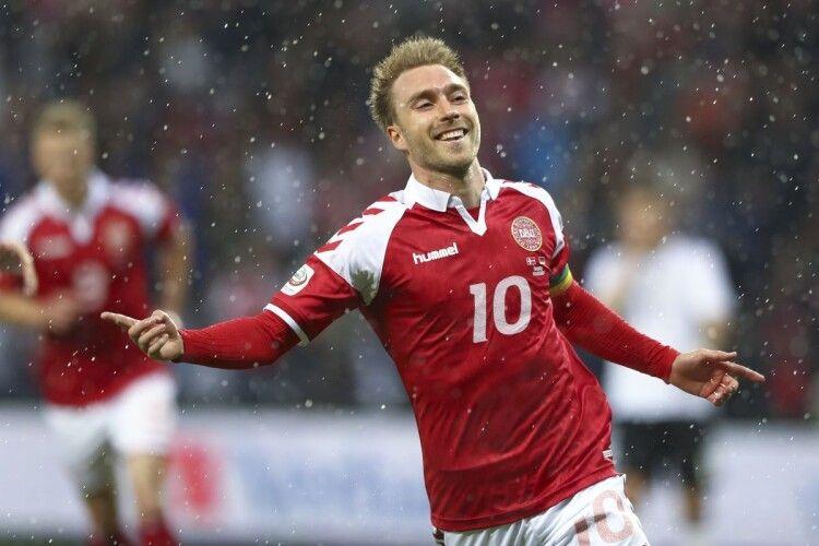 УТОЧНЕННЯ: Крістіан Еріксен живий! Матч Данія – Фінляндія дограють сьогодні об 21:30