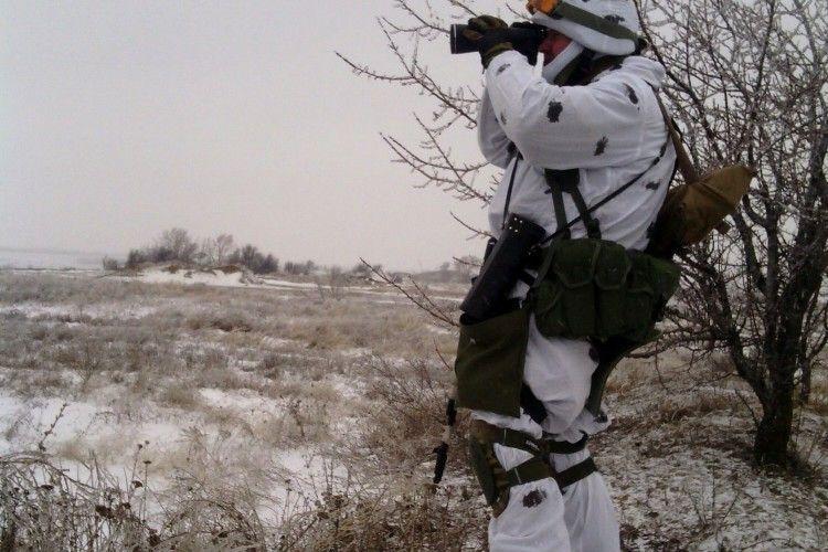Жителів Любешівщини запрошують на військову службу за контрактом