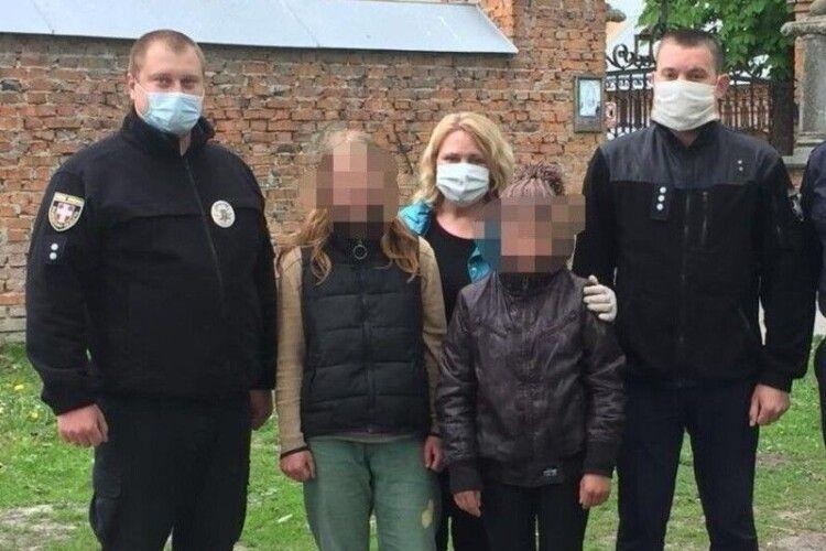 Знеблагополучної волинської родини вилучили дітей
