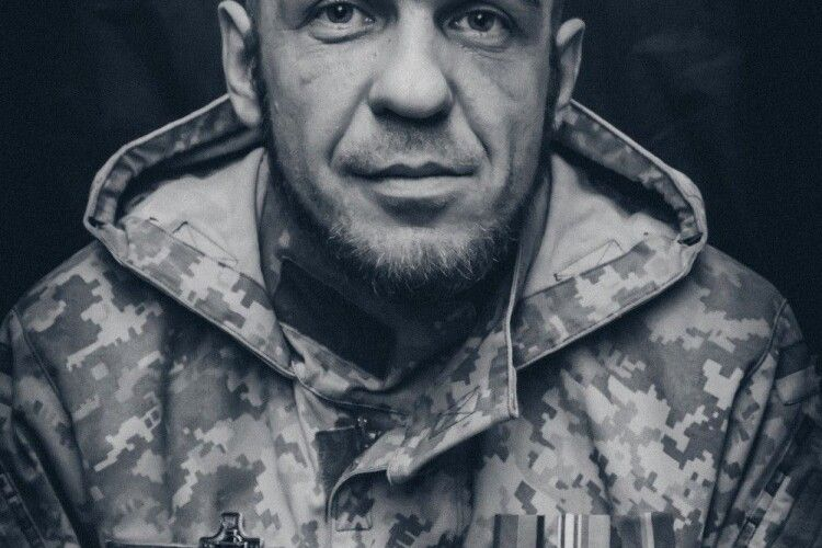 Фотопроект Романа Закревського про внутрішній космос українських військових