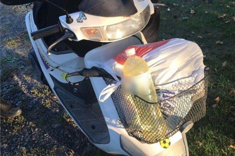 У Луцьку і на Горохівщині спіймали порушників-мотоциклістів. Один з водіїв керував двоколісним п'яний