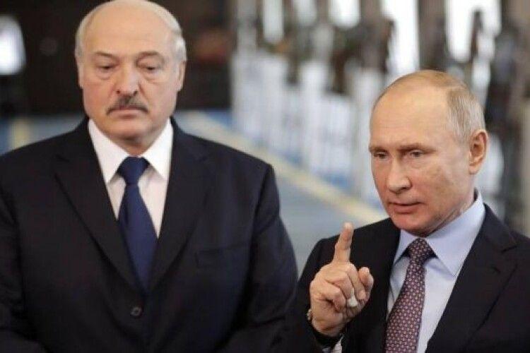 Лукашенко вирушив до Путіна: про що говоритимуть?