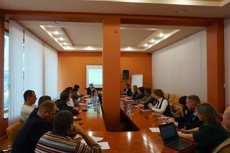 Представники ОТГ Миколаївщини вивчали досвід створення та функціонування волинських ЦНАПів