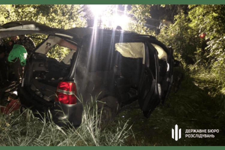 П'яний поліцейський скоїв смертельну ДТП (Фото)