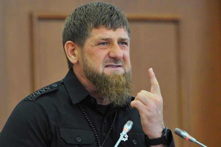 Скандального очільника Чечні Кадирова шпиталізовано із підозрою на коронавірус