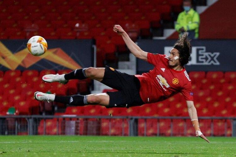 Букмекери вважають «Манчестер Юнайтед» фаворитом у фіналі Ліги Європи з «Вільярреалом»