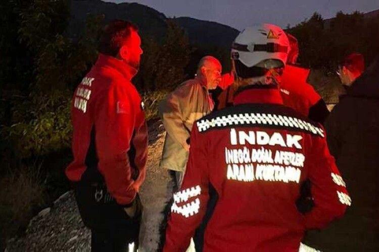 Чоловік ходив полісу ускладі пошуково-рятувального загону, поки недізнався,що шукають… його