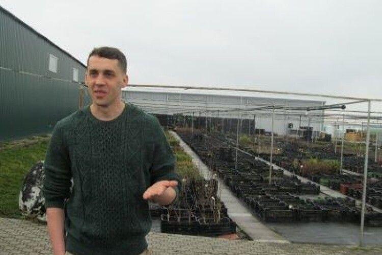 Власник найбільшого Інтернет-магазину рослин розповів про успішну справу