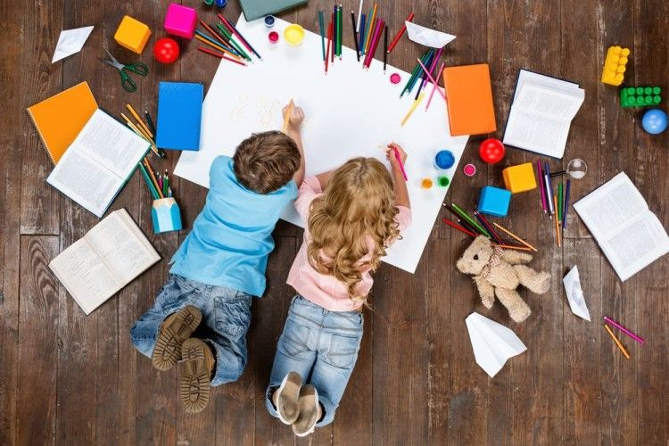 Хочете, щоб діти були розумнішими? Не даруйте їм іграшок!
