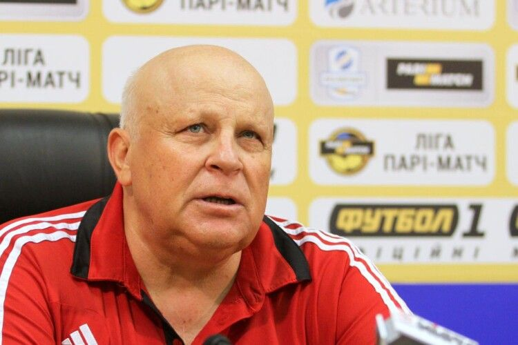 Віталій Кварцяний розповів, як бив пляшки із пивом та віскі об голови футболістів-алконавтів «Волині»