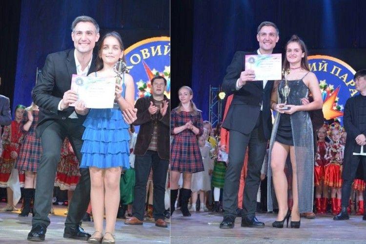 Ковельські «Зорепад» та «Барвінок» здобули перемогу на міжнародному фестивалі «Зірковий парад - 2017»