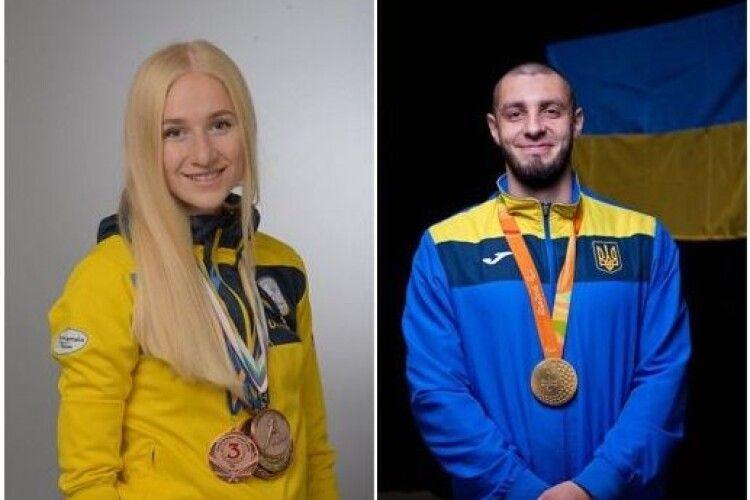 Зеленський призначив стипендії волинським спортсменам