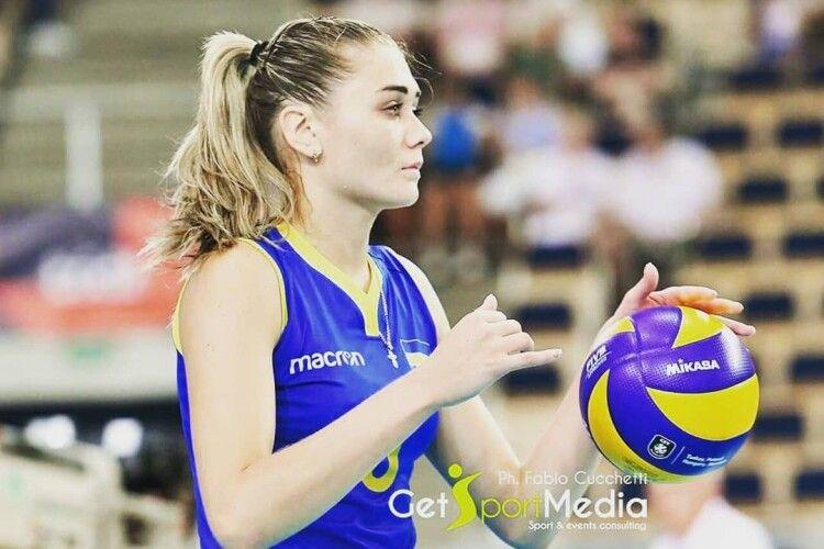 Українська волейболістка про гру зі шведками: «Не вистачило виграних очок після тривалих розіграшів»