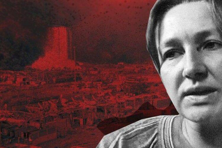 «Здавалося, що будинок піднявся у повітря», - українка, що вижила під час вибуху